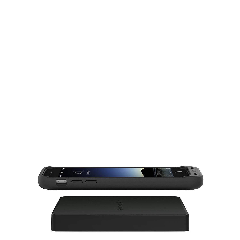 d8c35b1717b Mophie Power Bank 10000mAh Wireless Charging Portable Battery Pack (Black)